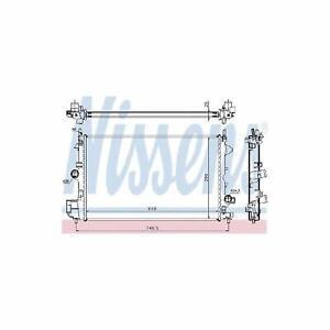 OPEL-VECTRA-C-Radiator-Nissens-61914A-fit-1-9-CDTI