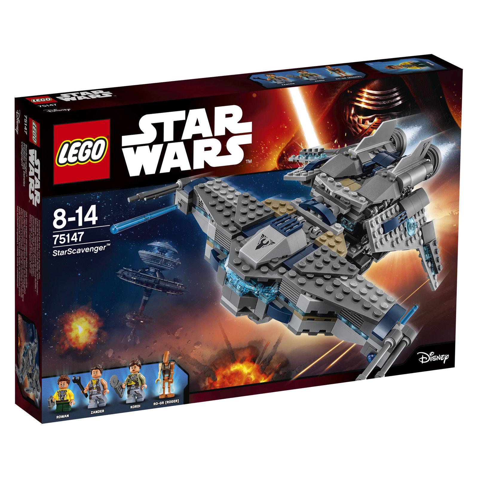 LEGO® Star Wars™ 75147 StarScavenger™ NEU&OVP
