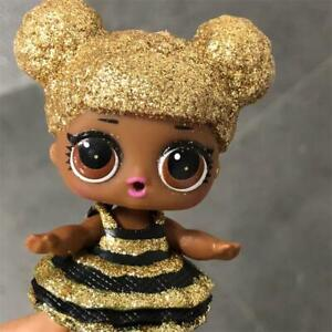 with phone LOL Surprise Glitter Queen Bee Doll Series 1 /& BAG Authentic