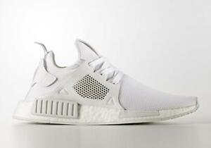 hot sale online ea0d6 8aa81 Details about NEW MEN'S ADIDAS ORIGINALS NMD_XR1 RUNNING WHITE BY9922 SZ  8-13