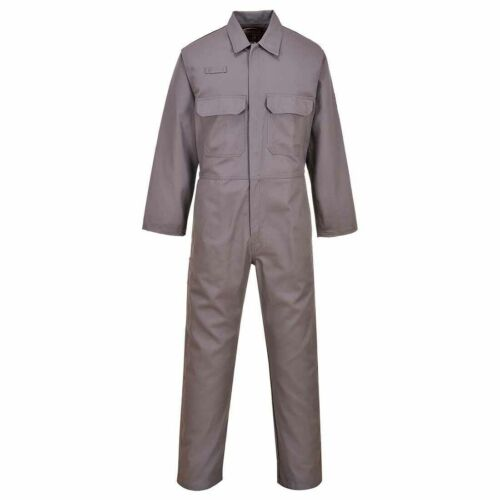 Portwest Bizweld Flame Resist Safety Workwear Coverall Boilersuit
