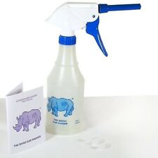 Rhino Ear Wash Washer Device w/Tips For Ear Wax Cleaning & Lavage Doctor Easy RW