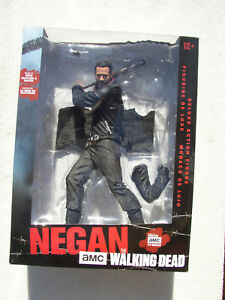 THE-WALKING-DEAD-TV-DELUXE-10-034-INCH-ACTION-FIGURE-NEGAN-DELUXE-EDITION-NEW-N-BOX