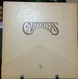 CARPENTERS-Self-Titled-Album-Released-1971-Record-Vinyl-Collection-USA