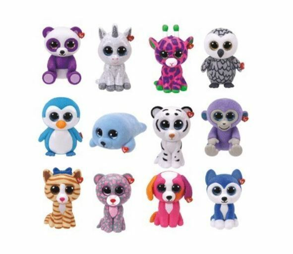 15ad7482f2a Ty Mini Beanie Boos Series 2 Precious The Dog Vinyl Figure Hand Painted  2018 for sale online