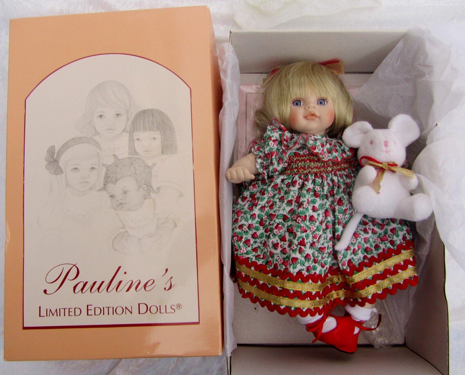 PAULINE     BJONNESS-JACOBSEN   CAROL LYN   LTD ED 280  C18123000000 -MOUSE