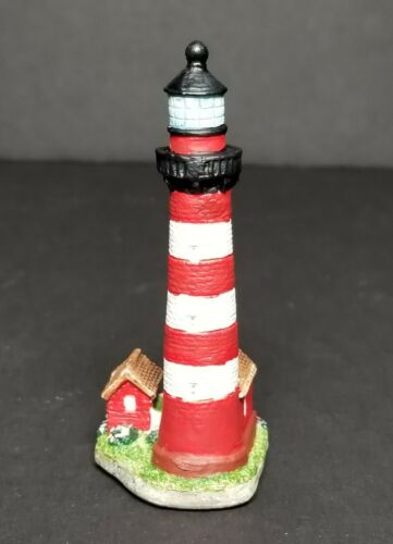VA LIGHTHOUSE 3.25 INCHES TALL NEW IN BOX 3001 ASSATEAGUE
