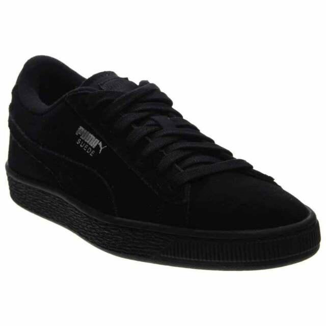 Puma Suede Jr Sneakers Casual - Black