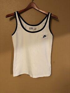 Nike Tank Top Women's Small White