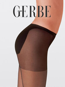 Sheer Curves Stocking Pulp Paris Hosiery france Shape Collant Panty 20 'Up Gerbe wU1IxAqA