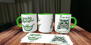 Image Is Loading PERSONALISED Crazy Cat Lady Mug GREAT GIFT IDEAS