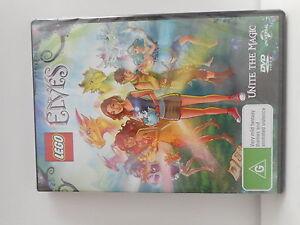 LEGO-ELVES-DVD-BRAND-NEW-SEALED