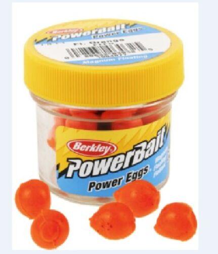 Berkley Powerbait Power Eggs Florescent Orange