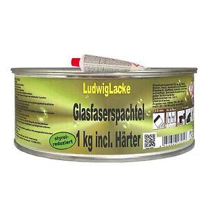 Fibre optique Spatule 1 kg & PLUS DUR FIBRE Spatule Mastic Peinture