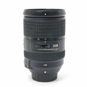 NIKON Zoom Lens AFSDXVR18-300G 18-300mm f/3.5-5.6G ED VR AF-S DX for Nikon F NEW