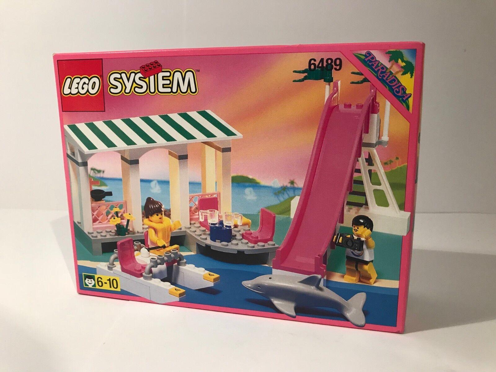 LEGO ® System Paradisa 6489 Seaside Holiday Cottage NEU & OVP MISB