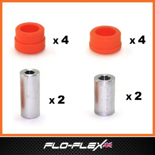 Poly Polyurethane Flo-Flex Audi TT MK2 Rear Lower Track Control Arm Bush Kit