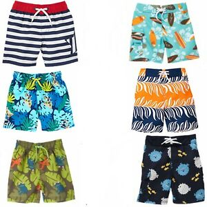 Gymboree Swim Shop Swim Trunks UPF 50 Sunscreen NWT 4 5 6 Retail Store *U Pick!