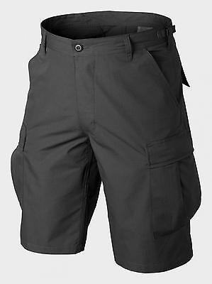 Helikon Tex Bdu Army Outdoor Tempo Libero Cargo Bermuda Shorts Black Nero Xl-mostra Il Titolo Originale I Clienti Prima Di Tutto
