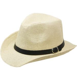 Cappelli di paglia uomo