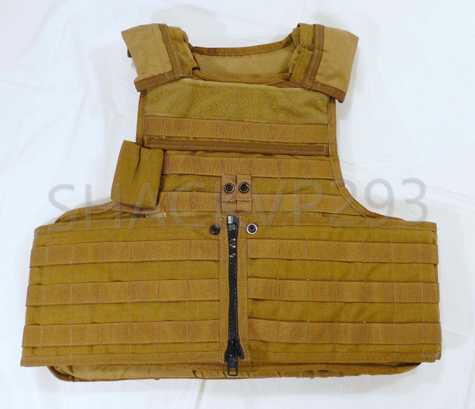Pre MSA Paraclete RMV-720 CB EXTRA SMALL Vest N.O.S SOCOM CAG SOCOM RAV COYOTE