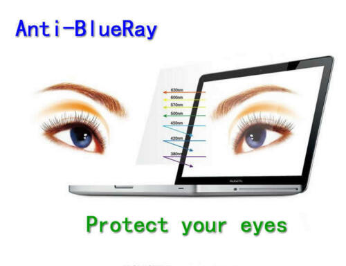 """17/"""" Anti Glare BlueRay Screen Protector For Lenovo G700AT Z710 Y70P 4PCS PACK"""