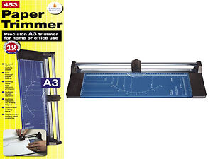 Crafts Responsible A4 Precision Paper Trimmer Punctual Timing Other Art Supplies