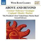 Above And Beyond von The Presidents Own,Gerard Schwarz (2014)