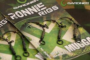 RONNIE RIGS READY MADE FROM GARDNER TACKLE