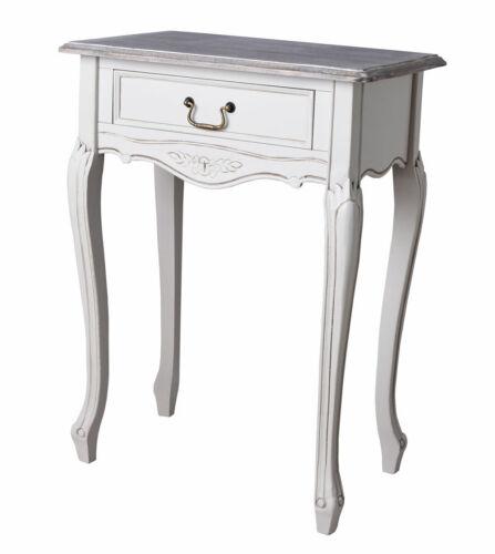 Wandtisch Landhausstil Konsolentisch Tischkonsole Anrichte Antik Nachtkonsole
