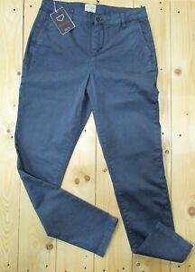 4 Pantalone Taglia Derriere Mod carrot 100 Grigio 42 cotone Tasche Fumo 28 wXzzHUqnxd