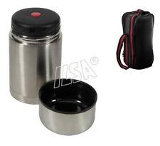 Portavivande Termico Elettrico Acciaio Inox Capacità 0,5 Litri ILSA 1041368