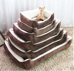 Xxs Xl Heavy Duty Cotton Soft Extra Large Dog Bed Pet Cat