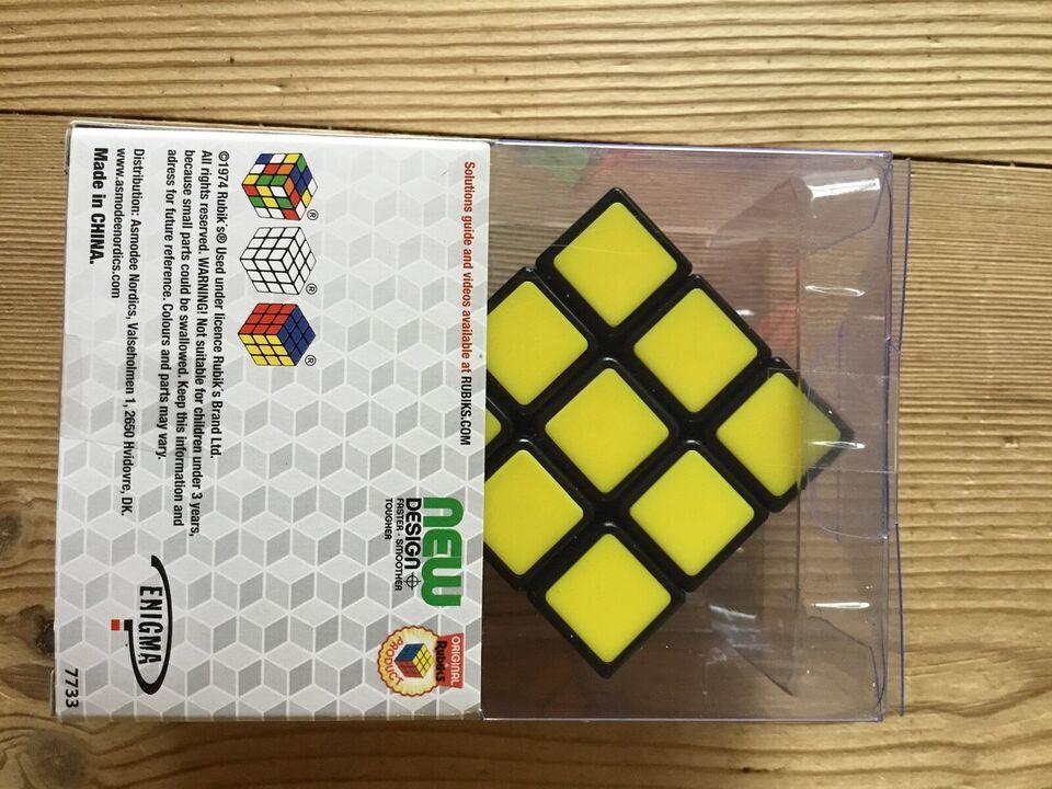 Andet legetøj, Rubiks terning, Rubiks