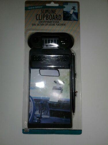 11034 Custom Accessories Black Auto Clip Board