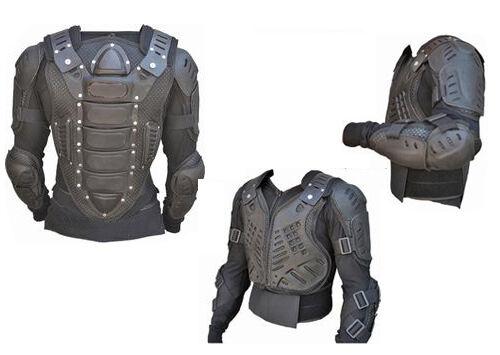 Motorbike Kids Motocross Motorcycle Enduro Body Armour Protection Spine CE Cub