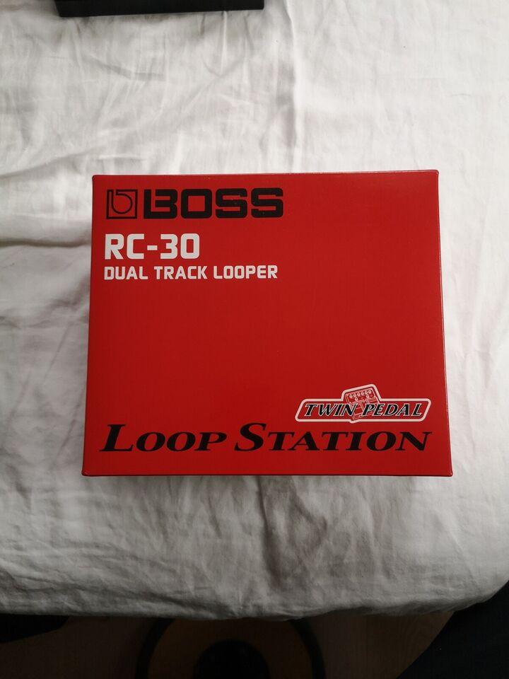 Boss RC-30 Dual track looper, Boss RC-30 Dual Track Looper