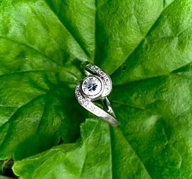 Beautiful Engagement Ring for sale