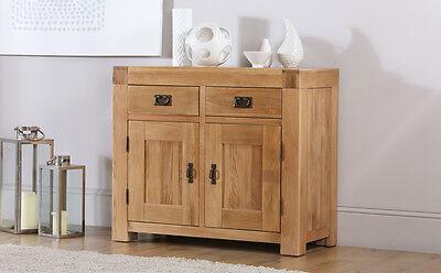 PORTLAND Solid Oak Sideboard