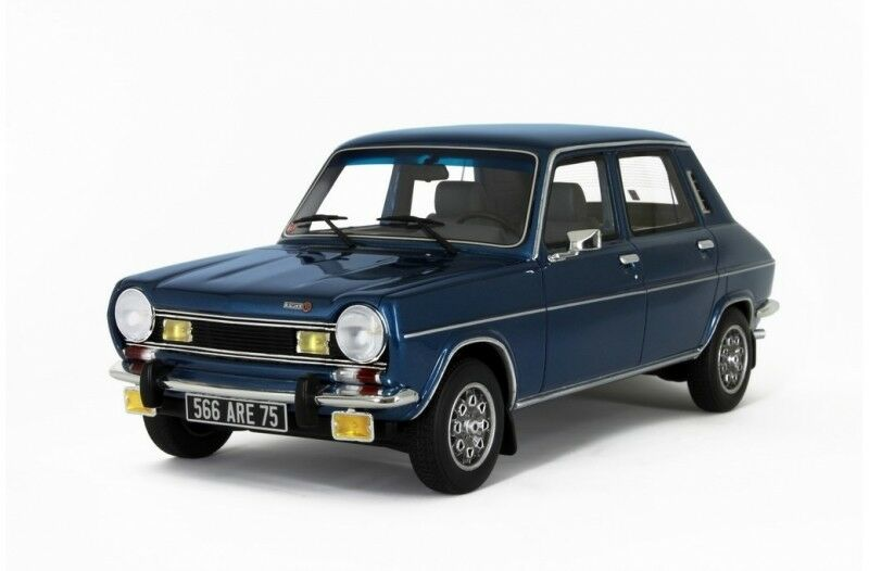 1 18 Otto Ottomobile Simca 1100 Ti OT606  | Ausgezeichnet