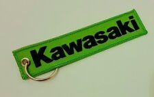 Kawasaki keyring keychain  gift  z1000 zxr zx-rr 600 750 1000 Schlüsselanhänger