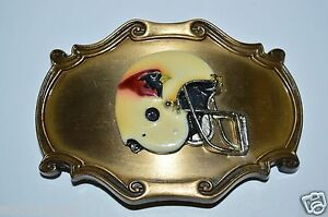 WOW-Vintage-1978-Raintree-Arizona-Cardinals-NFL-Football-Helmet-Belt-Buckle-Rare