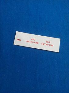 Sonstige Dinky Spielzeug 266 Plymouth Taxi Plaza Canadian Moskovskaya #transform Hochglanzpoliert tr 112 Antiquitäten & Kunst
