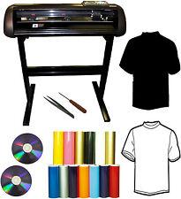 """24"""" 1000g T-shirt Heat Press Transfer Vinyl Cutter Plotter,Sign,Decal,PU Vinyl"""