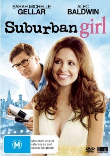 Suburban Girl (DVD, 2008)