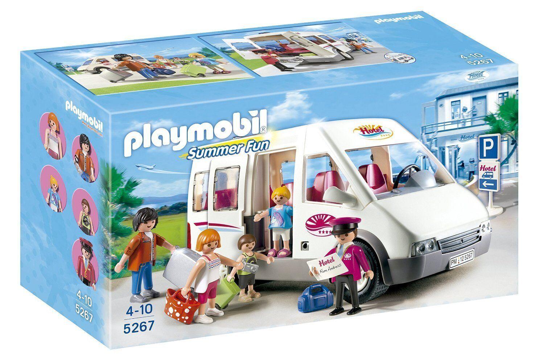 Playmobil 5267 - Mini-bus del Gran Hotel - Summer Fun - NUEVO