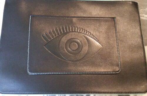 New Authentic Kenzo  Dark Green  Eye Smart Pouch