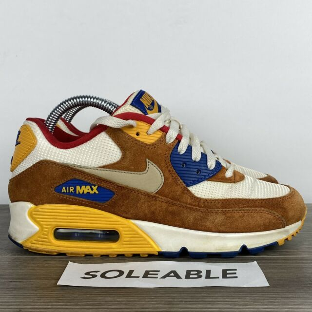 Size 6 - Nike Air Max 90 Premium Curry 2015 for sale online | eBay