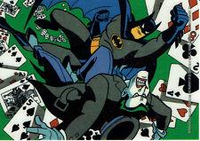 BATMAN ANIMATED SERIES 2 VINYL MINI-CEL CARD 2