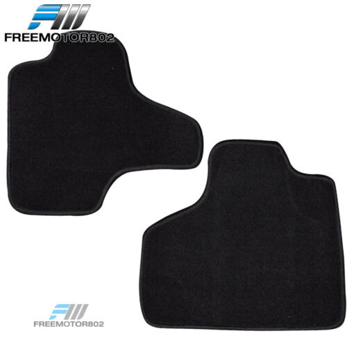 Fit 08-13 Jeep Liberty 4Dr Nonskid  Black Nylon Floor Mats Carpets 4PC